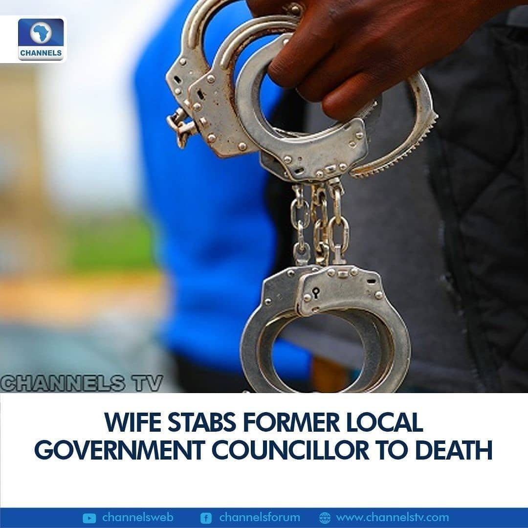 """A former Local Government Councillor has been stabbed to death by his wife in Nkpolu-Rumuigbo, Obio/Akpor Local Government Area of Rivers State.  The victim, Honourable Skin Kinikanwo Amadi was a one-time councillor at Obio/Akpor Local Government Area of the State  He was reported killed by his wife identified as Ihuoma Amadi on Wednesday night in Obio/Akpor.  Eyewitnesses said the victim and his wife have been facing family disagreement for over a month, but that the development worsened on Wednesday night.  A woman in the Amadi's family, wife of the victim's brother, who spoke under condition of anonymity narrated that Ihuoma, the suspect, had called her husband around 10:00 p.m. over the fight that had broken out between them.  """"Around past 10:00 p.m., Ihuoma called my husband that Skin is disturbing her that he (my husband) should come. It was late so my husband was a bit reluctant to leave the house.  """"Around 11pm, a man rushed to our house to inform my husband that his brother is seriously bleeding and he needs help. When we got there he was already being taken to the hospital.  """"When I asked the woman what happened she said the man broke a beer bottle and while they were trying to retrieve it from him the bottle touched him,"""" the woman explained.  The victim's brother, Clinton Amadi, described the incident as shocking and also explained that the couple had problems for a while now.  """"The whole thing came to me as a shock. I was called that my brother has been stabbed. Before I got there he was already in a comma,"""" Amadi said.  However, at press time, the spokesman of the State Police Command, Nnamdi Omoni, confirmed the development but added that he does not have details of the incident."""