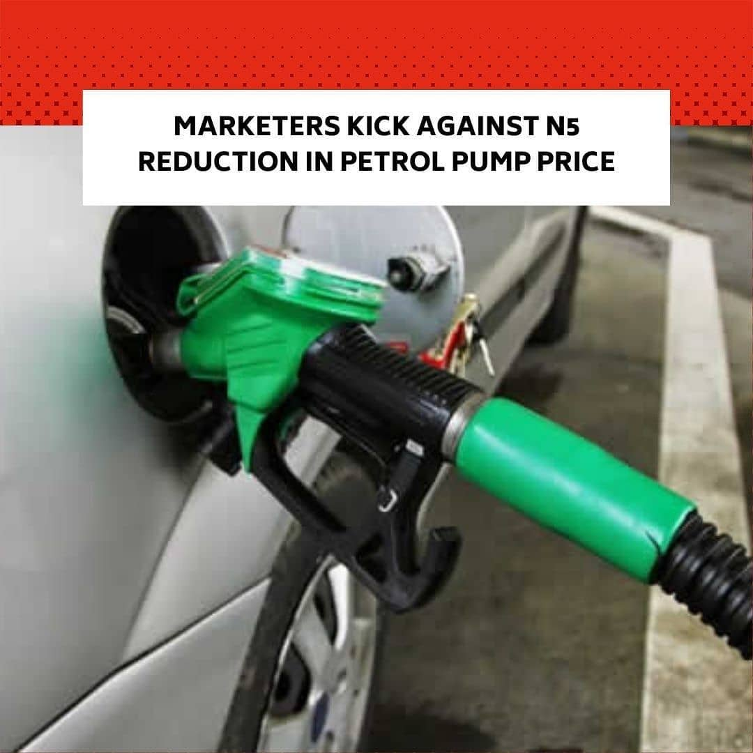 """Against the backdrop of the N5 reduction in the price of Premium Motor Spirit (petrol) announced by the Federal Government, fuel marketers have said it is not possible to sell the product at N162 per litre amid the current market realities. . The Minister of Labour and Employment, Dr Chris Ngige, had announced the petrol price cut at the end of a meeting with labour leaders which began around 9pm on Monday and ended at 1:30 am on Tuesday.  """"Our discussion was fruitful and the Nigerian National Petroleum Corporation, which is the major importer and marketers of petroleum products, and customers have agreed that there will be a slide down of the pump price of PMS and that the price cut will get us about N5 per litre and that the price cut will take effect from next Monday, a week today,"""" he had said.  Top officials of the marketers' associations who spoke with our correspondents on Tuesday said the price decrease had not been communicated to them, adding that they only read media reports that the government had reached an agreement with the organised labour to reduce petrol price by about N5 per litre. . The National Operation Controller, Independent Petroleum Marketers Association of Nigeria, Mr Mike Osatuyi, told one of our correspondents that given the recent increase in global oil prices and the devaluation of the naira, """"petrol price of N162 cannot work, except we are going back to subsidy."""" . He said, """"The government said it had deregulated; so, it is not possible to sell petrol at N162 on December 14. If you ask anybody now in the industry, they will tell you the price at which they can sell is about N170 to N180. . """"The minister of labour does not have the power to determine the price of petrol. Even the President can only do that if we go back to subsidy."""" . The National President, Petroleum Products Retail Outlets Owners Association of Nigeria, Dr Billy Gillis-Harry, said the interference by government in petrol pricing had continued to defeat the purpose of"""