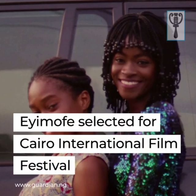 Barely a week after it won the Torino International Film Festival's Achille Valdata Award, Nigerian feature film, Eyimofe (This is My Desire), has been selected for the 42nd edition of the Cairo International Film Festival (@cairofilms), which opened on December 2 and ends on December 10, in the Egyptian capital. Watch the trailer at the link in bio.  The film, which had its world premiere at this year's Berlin International Film Festival, in Germany, will be screened in the International Panorama section of the festival.  Launched in 1976 by the writer-critic Kamal el-Mallakh, it is the oldest running film festival in the Middle East and Africa..  Egypt has enjoyed a strong cinematic tradition for over a century and has been the location of so many hit Hollywood films, notably The Spy Who Loved Me (1977), Gallipoli (1981), Malcolm X (1992), Independence Day (1996), Jumper (2008), and Transformers: Revenge of the Fallen (2009).  Set in Lagos, Eyimofe is a two-chapter film that follows the stories of Mofe (Jude Akuwudike), a factory technician, and Rosa (Temi Ami-Williams), a hairdresser, on their quest for what they believe will be a better life on foreign Shores.  The film is presented by @gdnstudiosng, directed by twin brothers Arie and Chuko Esiri and produced by Melissa Adeyemo. It was funded entirely in Nigeria, shot on 16mm and filmed across 48 locations in Lagos. Executive Producers include Maiden Alex Ibru, Toke Alex Ibru, Olorogun Oskar Ibru, Kayode Akindele and Ifeoma Esiri.  Since its world premiere, the film has been selected for different international film festivals in Germany, Portugal, the UK, Brazil, the Netherlands, Spain, Austria, the UAE, Canada, the US, Greece, Poland, Italy, and China.  Now, with the recent festival selections in France and Egypt, Eyimofe has been exposed to festival audiences in 16 countries – representing Nigeria everywhere it travels to.
