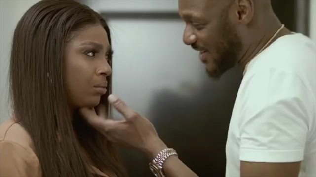 From 2 Baba @official2baba E be like say the kiss no work for the vex this time. What did I do?