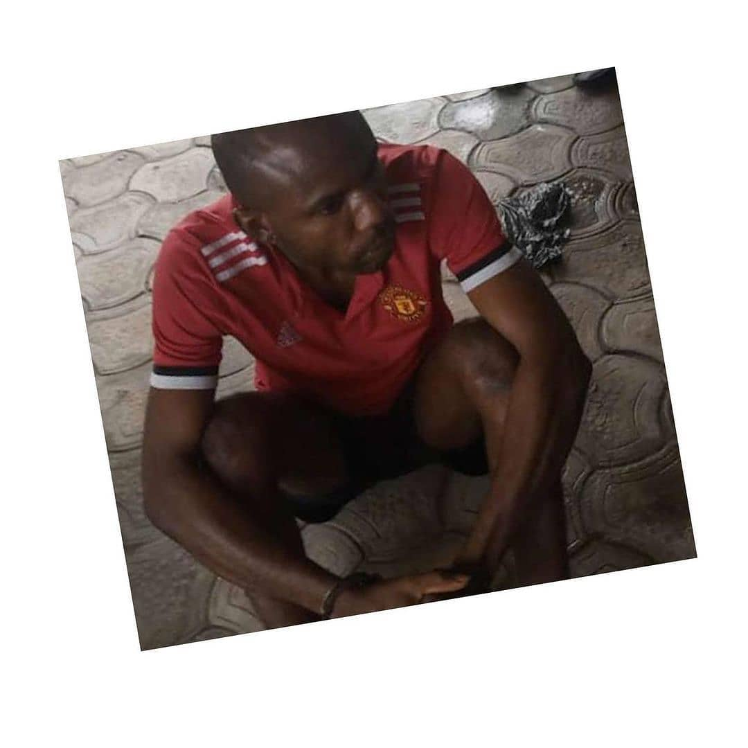 """I set my girlfriend and her pastor ablaze after I caught them having sex — Suspect . . A 40-year-old jealous lover, Etifa Obukulubu, who set ablaze his estranged girlfriend and a pastor ablaze at the Igbogene area of Bayelsa State in October, has narrated that he caught both of them on a bed having a romp. . . Recall the pastor, who was working with the New Baptist Church and a female assistant were burnt to death when Obukulubu set the home of the pastor on fire over suspicion of infidelity. . . Narrating to newsmen at the Bayelsa State Police Command, the estranged lover said: """"It was due to anger that I carried out the arson. We have been dating for four years and this year, between October 30 and 31, I realised that my girlfriend was always going to the pastor's house each time I was not at home. . . When I found out the affair between the pastor and my girlfriend, I became angry and all I could think of at the time was to set them ablaze. It was anger that made me set them ablaze. I caught them red-handed sleeping on the bed after I peep through the window."""""""