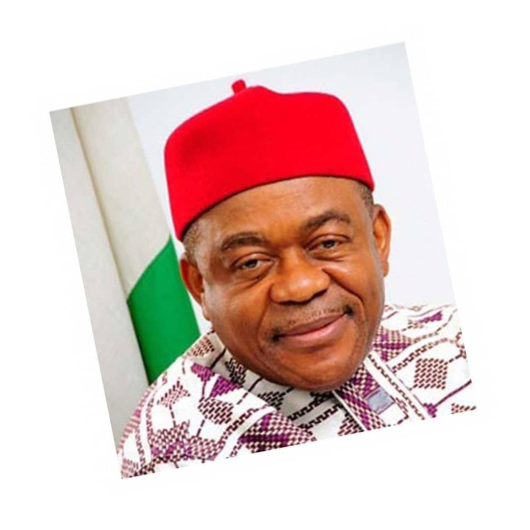 """I'm quitting politics when I clock 73, to give way for the youth — Senator Theodore OrjI . . 70-year-old former Governor of Abia State, Theodore Orji, who is a serving senator, has promised to quit politics in 2023 in order to give way for the youths to take over. . . At a wedding over the weekend,  Orji, who will be 73 year old in 2023, said he will resist pressures to seek positions that will keep him in active politics beyond 2023, when he completes his eight years in the senate. . . According to him: """"Your future as Abians is bright. I have since decided to quit politics in 2023 to give way for you all. If I don't quit, there won't be space for you. But I have to quit so that you can take over."""""""