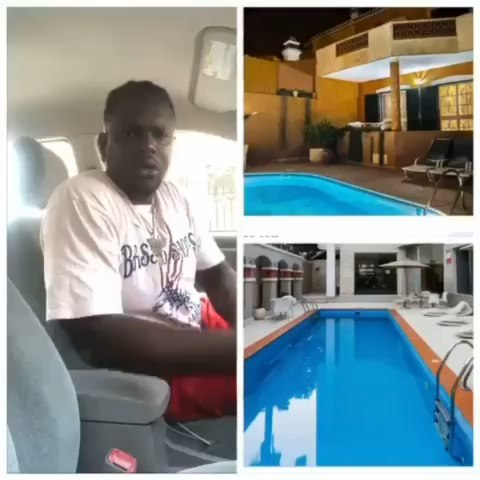 Married men booked all the rooms in 18hotels in Lekki - Aggrieved man claims