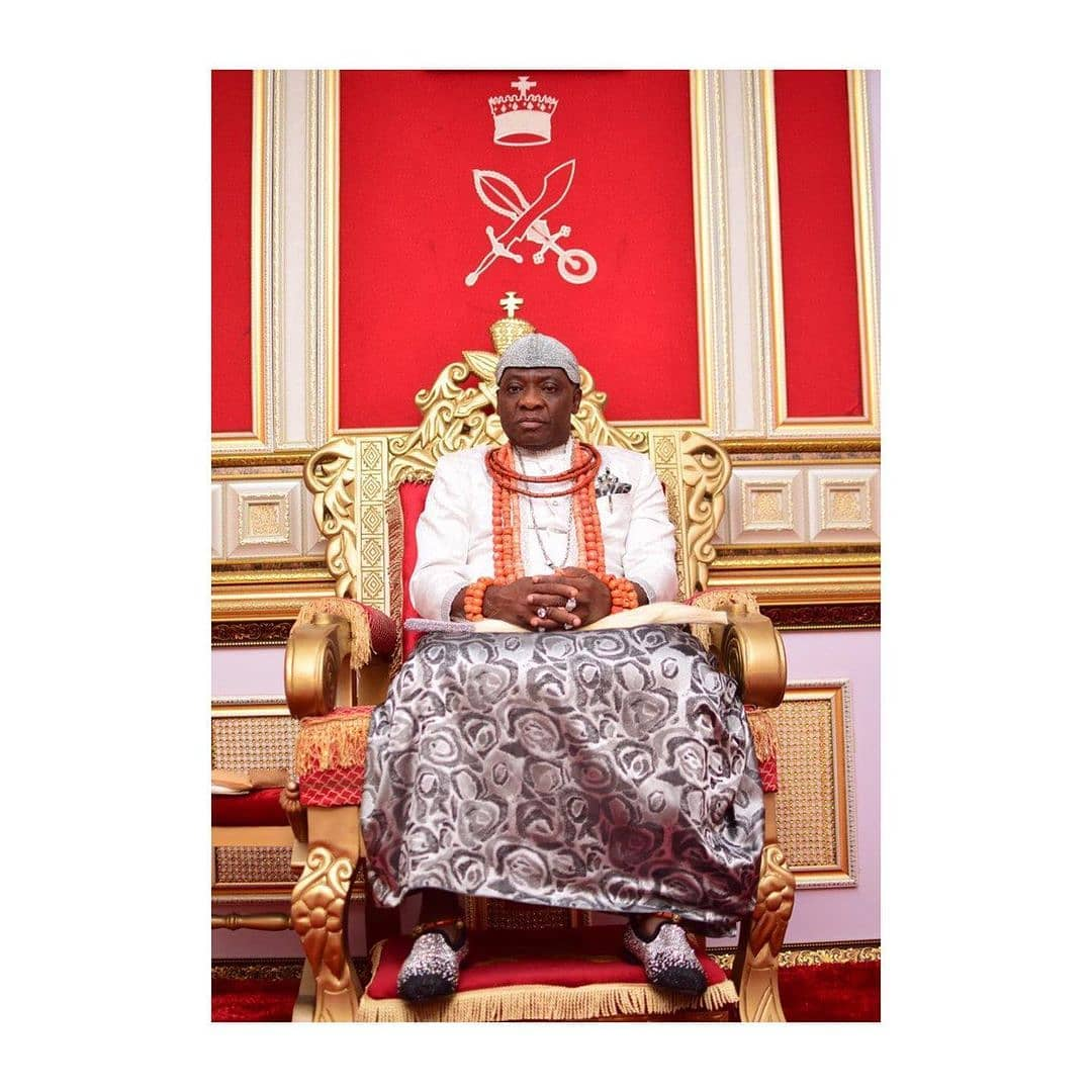 Olu of Warri allegedly dies of COVID-19 complications  . . Olu of Warri, Ikenwoli Godfrey Emiko, has died of COVID-19, Sahara Reporters is reporting. . . The monarch died on Monday morning, barely a week after his fifth coronation anniversary. He was said to have met with the late Major General John Irefin, who died earlier this month from COVID-19 complications. . . Though none of the palace chiefs was willing to confirm or deny it, there was palpable apprehension in the palace vicinity on Monday while some people were also in a sombre mood. . . The late monarch, who was born on March 19, 1955, ascended the throne on December 12, 2015.