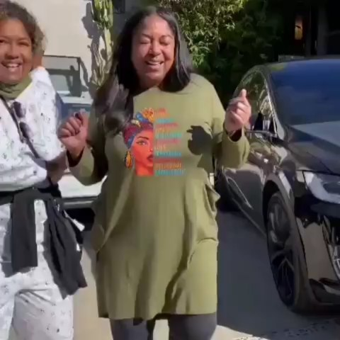 Singer, Lizzo surprises her mom, Shari Johnson-Jefferson with a brand new Audi for Christmas.