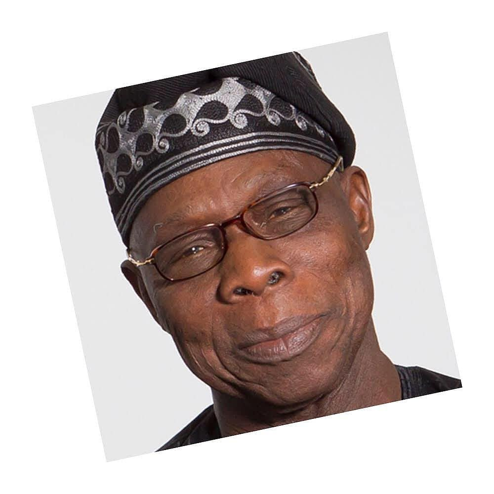 "Stop blaming God for Nigeria's woes — Obasanjo tells Nigerians . . Former President Olusegun Obasanjo has charged Nigerians to desisted from blaming God for the current state of the nation. . . Speaking on Tuesday, December 29 in Ogun State, Obasanjo said, ""I like the motto of a school which says 'work and pray.' Some people say it should be 'pray and work', but it doesn't matter to me what order I put it, but prayer must go with work and work must go with prayer. . . And I believe we need to work hard in this country as we pray hard so that the coming year, the year 2021 will be a glorious year for us. But it will not happen unless we work to make it happen. . . We do not have to blame God for our situation; we have to blame ourselves. Nigeria does not have to be poor. No Nigerian must go to bed hungry. That we have a situation like that is a choice by our leaders and followers alike. My prayer is that God will make the year 2021 a better year for all of us, but it will not happen without work."""