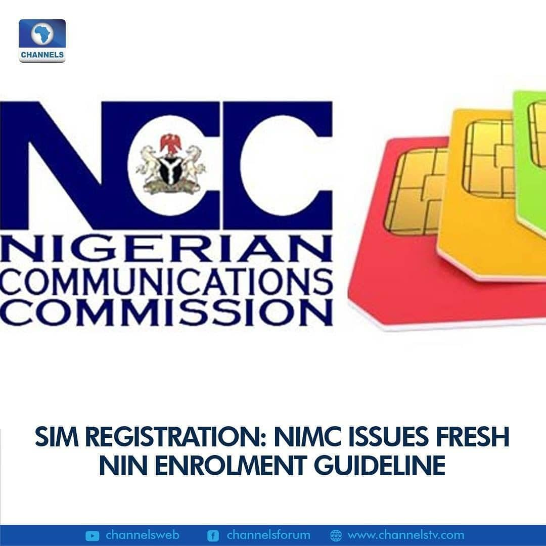 """The National Identity Management Commission (NIMC) has adopted the """"booking system"""" for applicants to obtain their National Identity Number (NIN).  """"Mindful of the second wave of the COVID-19 which continues to severely affect public health and cause unprecedented disruptions, the commission wishes to announce that it has adopted a couple of measures to contain the spread of the virus whilst ensuring its services to Nigerians are not entirely interrupted,"""" the NIMC began in a Tuesday statement it tagged """"NIMC Adopts Booking System For NIN Enrolment.""""  """"Effective December 30, 2020, attending to applicants would be based on Booking System. For Bookings, applicants are to visit any of the NIMC Offices closest to them during stipulated business hours (9 am – 1 pm).  """"Once admitted into the office, a Number-Issuing queue management system will be in place to ensure orderliness and strict adherence to Covid-19 Protocols.""""  The NIMC equally urged all NIN applicants to adhere strictly to the COVID-19 safety protocols which include wearing of facemasks, washing of hands and the observance of social distancing at all registration centres across Nigeria.  The Nigerian government had earlier this month mandated telecommunications operators in the country to block all Subscriber Identification Modules (SIMs) without NIN and initially gave the companies two weeks to carry out the task.   Although the deadline was extended from December 30 to January 19, 2021, thousands of Nigerians had thronged NIMC registration centres across the nation to beat the ultimatum, defying the COVID-19 protocols amid a resurgence in the number of cases in the West African country."""