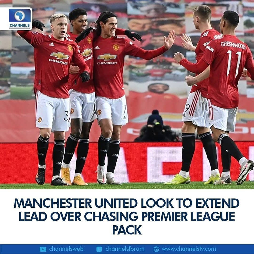 Ole Gunnar Solskjaer has challenged his Manchester United players to show the relentlessness of champions when they welcome bottom-of-the-table Sheffield United to Old Trafford on Wednesday.  United will be confident of extending a 13-game unbeaten league run in the league that has taken them to the top of the table against the Blades, who have won only once in the top flight this season.  However, Solskjaer's men could find themselves knocked down to second by the time they kick-off as Manchester City can go top if they beat second-bottom West Brom on Tuesday.  United's fine form continued by knocking Liverpool out of the FA Cup on Sunday, winning a thrilling tie 3-2.