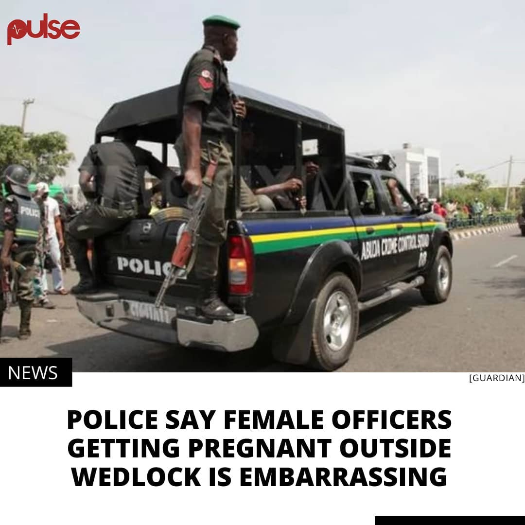 """Police say Nigerians should not use emotions or personal opinion to analyse the matter.  The Ekiti State Police Command says it is embarrassed by the action of one of its female officers who conceived out of wedlock. Olajide Omolola, a police corporal, was recently dismissed from the Force for getting pregnant before marriage, with authorities citing Section 127 of the already abolished Police Act and Regulation that forbids it.  Omolola's dismissal has been met with criticism from the public, but the Ekiti Command's spokesperson, ASP Sunday Abutu, has cautioned Nigerians to not use emotions or personal opinion in analysing the matter.  He told Vanguard on Thursday, January 28, 2021 that the former police officer agreed to adhere by all guidelines when she signed up and was enlisted in April 2020.  Abutu said, """"In your own establishment, you have your own rules and regulations and no matter how small or big the rule is, nobody should go against it or take it for granted.  """"Everyone in the Force knows that you must introduce someone as your husband, that is it.  """"So getting pregnant without doing this is an embarrassment to the Force. There is nothing too harsh in the punishment.""""  The police spokesperson added that Omolola is not the first to be dismissed for a similar reason, and that Nigerians should instead focus on how to fight insecurity across the country.  The Inspector-General of Police, Mohammed Adamu, said on Wednesday, January 27 an investigation will be conducted into the dismissal when he was questioned by journalists in Lagos.  According to Section 127, Omolola can only be re-enlisted into the Force with the approval of the IGP.  The section relied on by the Force has since been repealed when President Muhammadu Buhari signed the Nigeria Police Bill into law in September 2020. . ."""