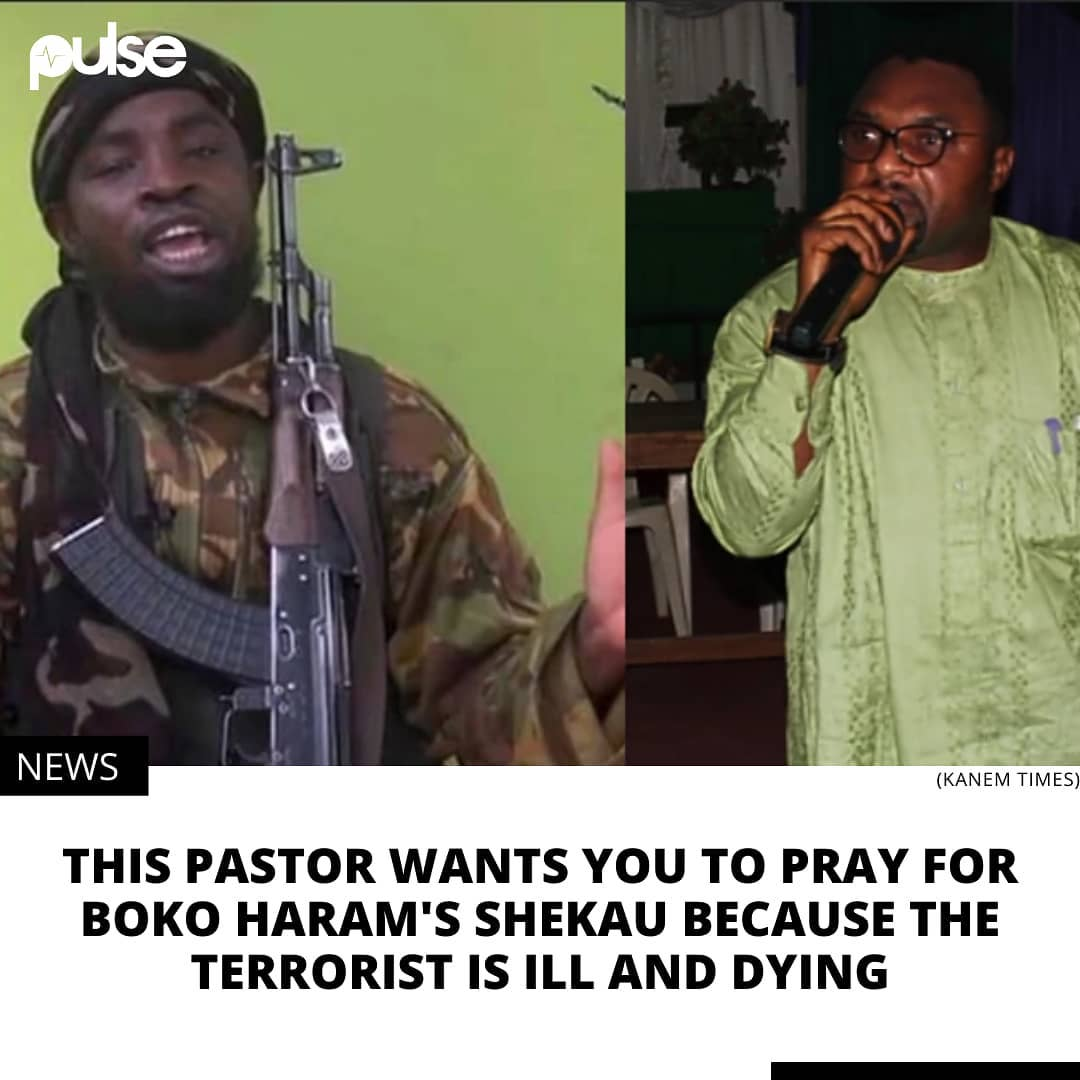 "There are rumours that Shekau can no longer walk.⁣ ⁣ Rev Desmond Yunana of the Anglican Church in Borno, northeast Nigeria, says Boko Haram leader Abubakar Shekau is critically ill and needs the prayers of well meaning Nigerians to stay alive.⁣ Shekau and his terrorist Boko Haram sect have killed more than 50,000 people and displaced millions from their homes since 2009.⁣ ⁣ In December of 2020, a captured Boko Haram fighter, teenager Mohammed Adam, disclosed that Shekau has lost the use of his legs and has been crippled.⁣ ⁣ Delivering a sermon during Sunday service last week, Yunana said he had a ""revelation"" that Shekau's health condition is deteriorating by the day and that only prayers from the same Nigerians whose families he's killed and maimed, would keep him alive.⁣ ⁣ The Rev stressed that prayers from Christians and Muslims resident in Maiduguri are of utmost importance here; and that the terrorist leader is ready to seek for forgiveness.⁣ ⁣ In recent times, Shekau has not been seen standing upright in his propaganda videos.⁣ ⁣ The terrorist is often videotaped sat on a mat, surrounded by some of his top aides and foot-soldiers, guns and armoury flaunted and drawn for effect.⁣ ⁣ Nigeria's federal government has been trying to capture or annihilate Shekau and end the insurgency he spearheads, since 2009.⁣ .⁣ .⁣"