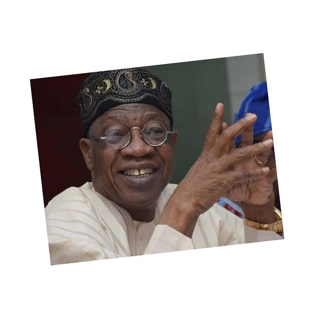 """FG approves N1.3bn surveillance cameras for Lagos and Abuja airports — Lai Mohammed . . The Federal Executive Council on Wednesday, approved a contract worth about N1.3bn for the design, supply and installation of PTZ long range tarmac camera surveillance system at the Murtala Mohammed International Airport, Lagos and the Nnamdi Azikiwe International Airport, Abuja. . . The Minister of Information and Culture, Lai Mohammed, disclosed this to State House correspondents at the Presidential Villa, Abuja after a meeting of the council presided over by the President, Major General Muhammadu Buhari (retd.). He briefed the journalists on behalf of the Minister of Aviation, Hadi Sirika. . . """"The total sum of the contract is N1,278,594,250. This is in order to upgrade and provide security and safety for the Federal Airport Authority of Nigeria, especially to avoid incidence on the air site and runway,"""" he said."""