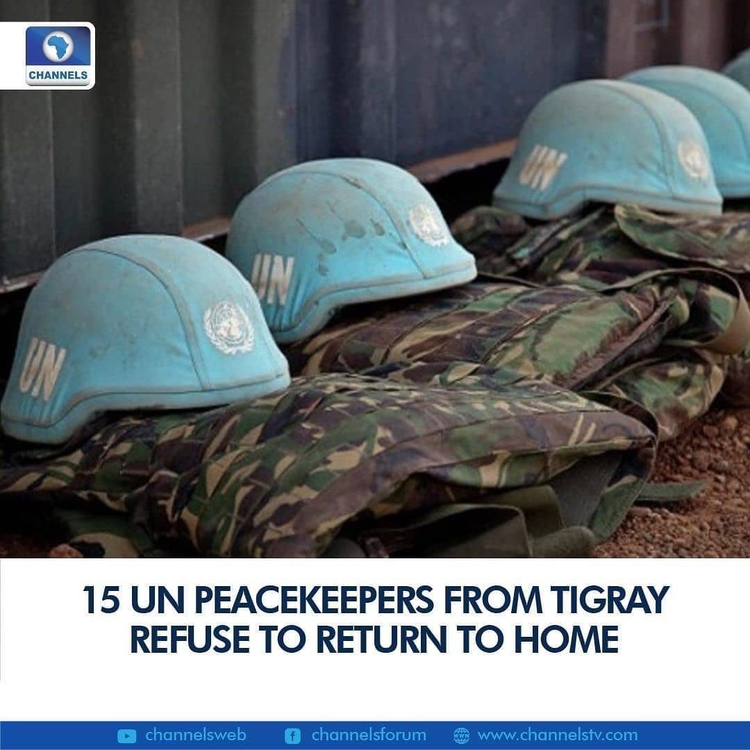 "Fifteen members of a contingent of Ethiopian peacekeepers in South Sudan, originally from the Tigray region, refused to return to Ethiopia Monday, the UN said, citing their right to seek asylum if they fear for their lives.  Tigray has been the theater of fighting since early November 2020, when Ethiopian Prime Minister Abiy Ahmed announced military operations against the Tigray People's Liberation Front (TPLF), accusing them of attacking federal army camps.  He declared victory after pro-government troops took regional capital Mekele in late November, though the TPLF vowed to fight on, and clashes have persisted in the region, hampering efforts to deliver sorely-needed humanitarian assistance.  ""This morning, 169 members of the Ethiopian contingent were due to rotate out of Juba and (be) replaced by fresh contingents, a part of a normal rotation,"" said UN spokesman Stephane Dujarric during his daily press conference.  ""We're trying to get the details, but I do understand about 15 members of the contingent chose not to board the flight at the Juba airport… They've asked to stay,"" he said, adding that ""any person in need of international protection has the right to seek asylum.""  ""They are receiving support from the South Sudanese Ministry of Refugee Affairs,"" Dujarric continued, and the UN High Commissioner for Refugees (UNHCR) is ""aware"" of the situation and in contact with South Sudanese authorities.  The UNHCR defends the principle of ""non-refoulement,"" or allowing refugees or people seeking asylum not to return to their country of origin ""if they feel their lives or freedom could be threatened,"" Dujarric said."