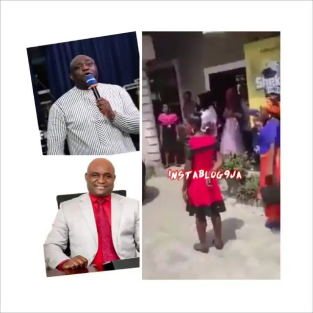 Pastor who recently canceled a wedding over late coming, dies . . Pastor Essa Ogorry of Fulfilling Word Foundation Church, Trans Amadi, Port Harcourt, Rivers State, is dead. He died on Tuesday, February 16, 2021. . .  It was also gathered that his wife, Tonyemieba Essa-Ogorry, died on the same day. The man of God went viral recently when he cancelled a wedding in Port-Harcourt, because the couple reportedly arrived late which forced them to move to another church to wed.