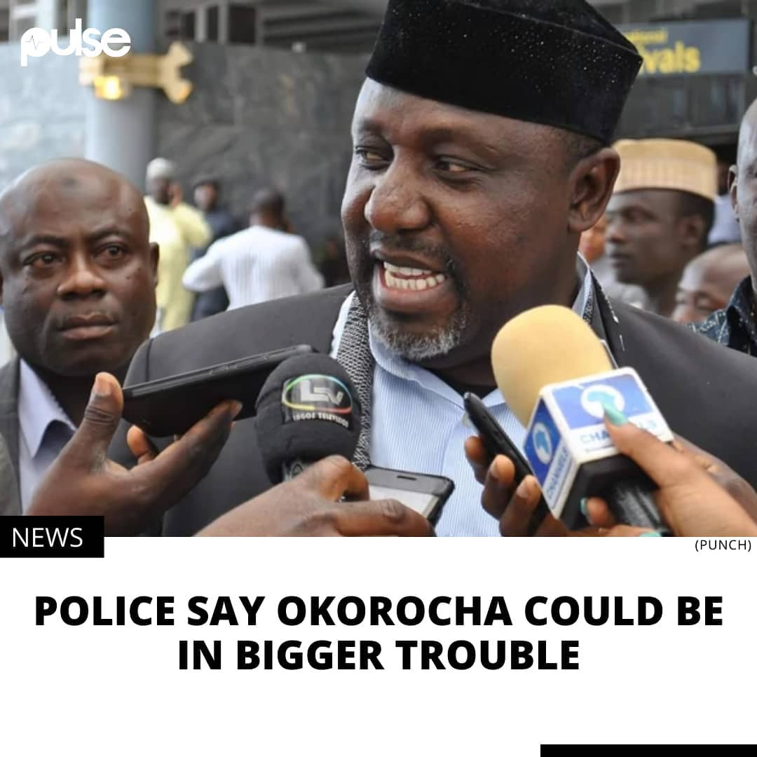 "The police released Okorocha late Sunday.⁣ ⁣ Ex-Governor of Imo State and serving Senator, Rochas Okorocha, may face charges in court for unsealing a property that had been sealed by the Governor Hope Uzodinma-led Imo State government.⁣ Uzodinma and Okorocha have never been the best of friends even though they belong to the same political party, the All Progressives Congress (APC).⁣ ⁣ On Sunday, February 21, 2021, a fight broke out between Okorocha and Uzodinma loyalists at the Royal Palm Hotel.⁣ ⁣ Okorocha had stormed the estate to break the locks on the gate, even though the property, which allegedly belongs to Okorocha's wife, Nkechi, is the subject of litigation and investigation by the state government.⁣ ⁣ Okorocha was thereafter arrested and taken away by the police after a heated verbal exchange involving all parties concerned. Reports say cars were also destroyed on the scene.⁣ ⁣ Orlando Ikeokwu who is the Imo police spokesperson says the lawmaker was invited for questioning and was later released on Sunday night.⁣ ⁣ ""He was released later at night. If anybody is found culpable, definitely, he will be charged to court,"" Ikeokwu said on a ChannelsTV programme.⁣ ⁣ ""If investigation proves that he [Okorocha] has committed an offence, he will be charged to court.""⁣ ⁣ Okorocha speaks⁣ Okorocha has alleged that police officers watched as thugs attacked his associates with machetes.⁣ ⁣ ⁣ ""I came back from an occasion and proceeded to Royal Palm Hotel to inquire what actually happened. On getting there, I saw a lot of thugs,"" the former governor said on a ChannelsTV programme.⁣ .⁣ .⁣"