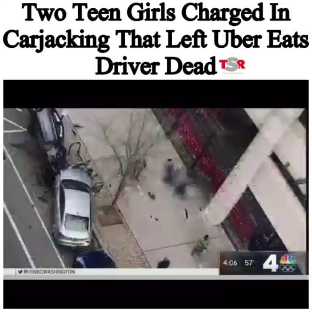"""A pair of teenage girls, ages 13 and 15, are facing murder charges after a botched carjacking led to the death of a 66-year-old driver in Washington D.C. _________ Mohammad Anwar, of Springfield, Virginia, has been described by his family as a hardworking Pakistani immigrant grandfather. Police say he was killed in a crash in which he clinged onto his vehicle as it was being stolen by the teen girls, who have not been identified because they are minors. _________ According to the Metropolitan Police Department, the girls allegedly used a stun gun on the driver, causing him to crash his car, @nbcnews reports. When responders arrived at the scene, about a block from Nationals Park, they found Anwar suffering from life-threatening injuries. He was pronounced dead at a hospital. _________ """"He was a hardworking immigrant who came to the U.S. in 2014 to build"""