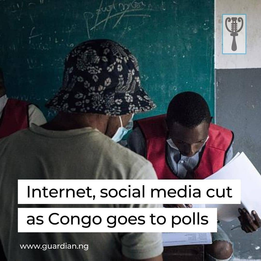 Internet and social media access was cut in the Republic of Congo on Sunday as polls opened in a presidential election which veteran leader Denis Sassou Nguesso is expected to win.  The internet went down just after midnight, several hours before the opening of polling stations at 7:00 am (0600 GMT), AFP correspondents said.  Telephone communications however were still available, unlike in the previous election in 2016.  The 77-year-old Sassou Nguesso, in power for 36 years, is widely expected to win against six contenders.  The largest opposition group, the Pan-African Union for Social Democracy (UPADS), is boycotting the poll.  