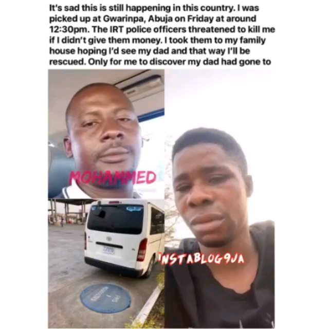 Police officers allegedly harass and extort N8m from a resident in Abuja [Swipe]