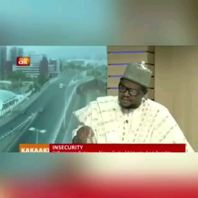 Presidential aspirant, Adamu Garba, trends after he likened bandits to Niger Delta militants  Ex-presidential aspirant, Adamu Garba, is currently trending on Nigerian Twitter after he likened Bandits to Niger Delta militants.  Adamu said this when he appeared AIT to discuss insecurity and banditry in Nigeria.  He opined that Bandits and Boko Haram members should be deradicalized and also trained further like the Federal government did to Niger Delta militants under the amnesty program.  His comment came a day after he tweeted that Shekau is just like Nnamdi Kanu and Sunday Igboho only that he came earlier than the others.