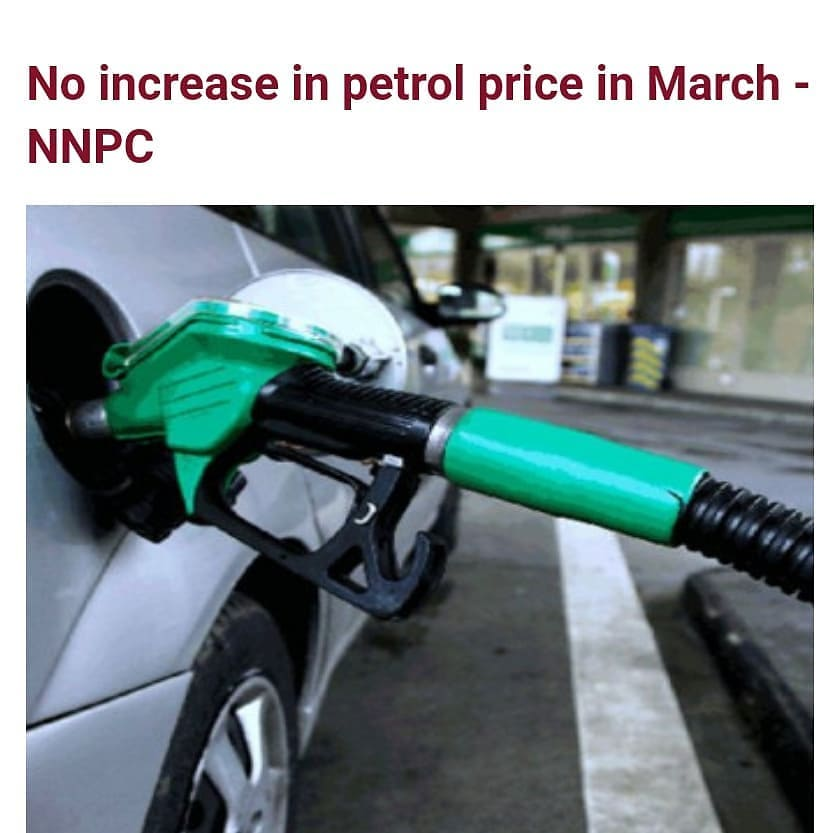 The Nigerian National Petroleum Corporation (NNPC) has dismissed reports that there will be an increment in the ex-depot price of petrol in March, 2021.  A press release by the Group General Manager, Group Public Affairs Division, Dr. Kennie Obateru, stated that the Corporation was not contemplating any raise in the price of petrol in March in order not to jeopardize ongoing engagements with organized labour and other stakeholders on an acceptable framework that will not expose the ordinary Nigerian to any hardship.  Obateru in the statement cautioned petroleum products marketers not to engage in an arbitrary price increase or hoarding of petrol in order not to create artificial scarcity and unnecessary hardship for Nigerians.  The Corporation further stated that it has enough stock of petrol to keep the nation well supplied for over 40 days and urged motorists to avoid panic buying.  It further called on relevant regulatory authorities to step up monitoring of the activities of marketers with a view to sanctioning those involved in products hoarding or arbitrary increase of pump price.