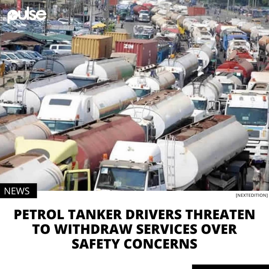 """The Petroleum Tanker Drivers (PTD) Branch of the Nigeria Union of Petroleum and Natural Gas Workers (NUPENG) has threatened to withdraw its services if the installation of safety valve is not made mandatory in petroleum trucks with effect from May 1.  The union's Chairman, Mr Akanni Oladiti, stated this in a statement the branch issued on Sunday, following its Executive Meeting held on March 27 in Ibadan, Oyo State. Oladiti said that the decision was because the union members were usually the first casualties in any situation of fire accidents involving petroleum trucks.  According to him, the safety valves, if installed will go a long way in reducing the rate of fire accidents involving petroleum trucks and therefore save precious lives and property.  """"The council in session noted with deep concerns, the inability to fully enforce the compulsory installation of safety valves in all petroleum trucks to protect the inflammable contents of the trucks from spilling over in a situation of road mishaps.  """"These fire accidents are becoming too many but definitely avoidable.  """"The branch executive council in session is not unmindful of the pains and discomforts our decisions and intending actions will have on the general public. . ."""
